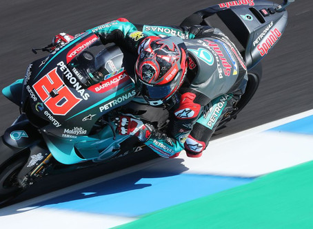 MotoGP - Quartararo é pole na França