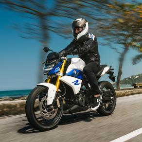 BMW Motorrad apresenta a nova G 310 R