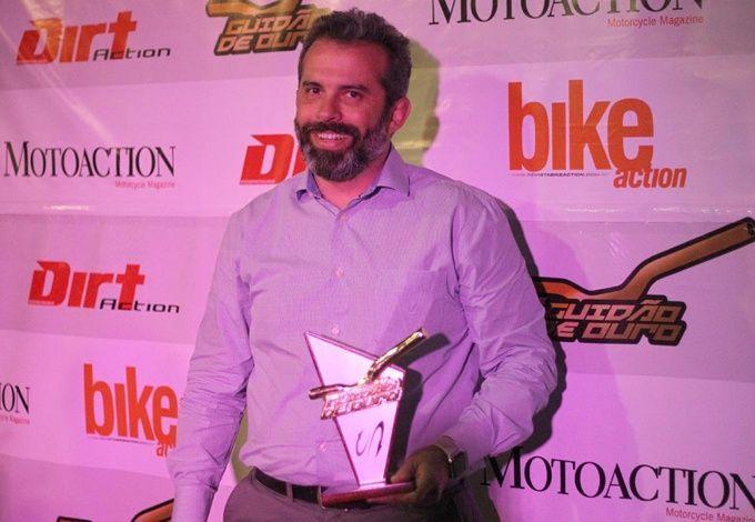 Fabio Tadone da Honda