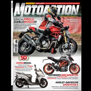 Nova Motoaction - Setembro - Especial lançamentos