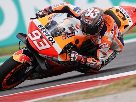 MotoGP - Marquez vence o GP das Américas