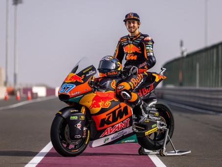 Gardner se transfere para a MotoGP