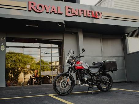 Royal Enfield inaugura concessionária em Recife