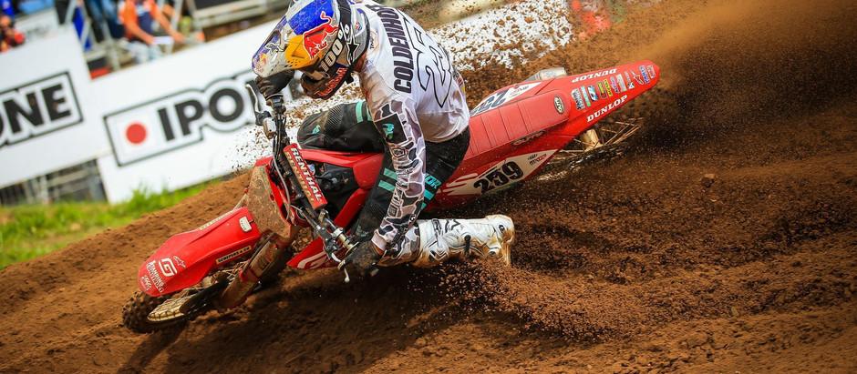 Mundial de Motocross - Coldenhoff fora