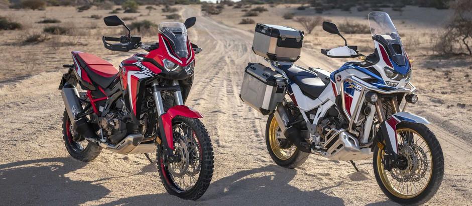 Honda confirma para 2021: scooter Forza 350, CBR 1000RR-R Fireblade SP e CRF 1100L Africa Twin