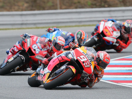 MotoGP - 3 etapas canceladas