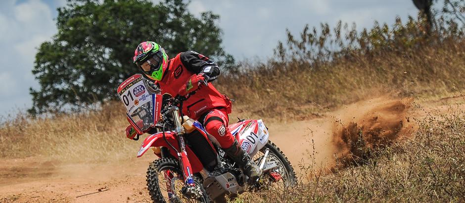 Rally RN 1500 - Tunico é campeão