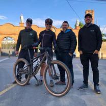 Brasil Ride: Mario Roma conclui pedal de 300 km até Aparecida do Norte, no #DesafioEpic