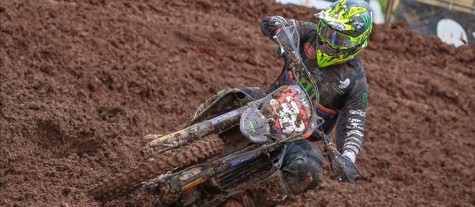 Brasileiro de Motocross - 3a. etapa