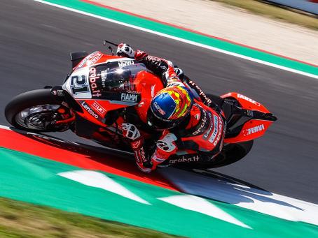 Mundial de Superbike - Rinaldi vence 1a. prova na Itália