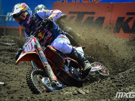 Mundial de Motocross - Guadagnini vence GP República Tcheca