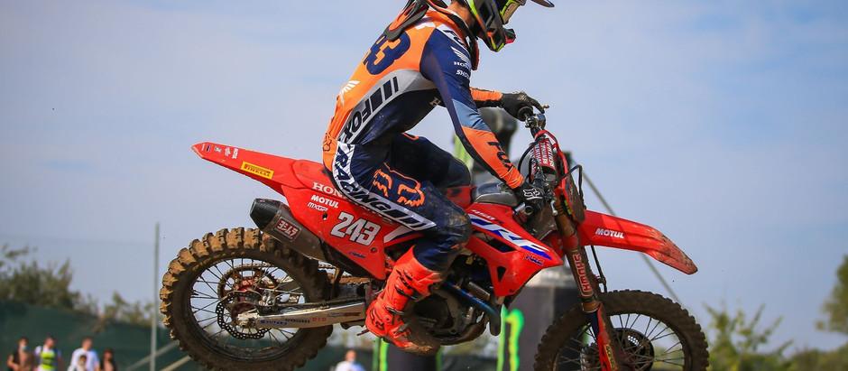 Mundial de Motocross - Gajser e Vialle vencem na Bélgica
