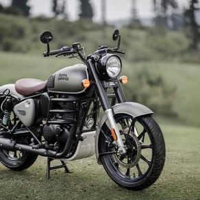 Royal Enfield relança a lendária Classic 350 na Índia