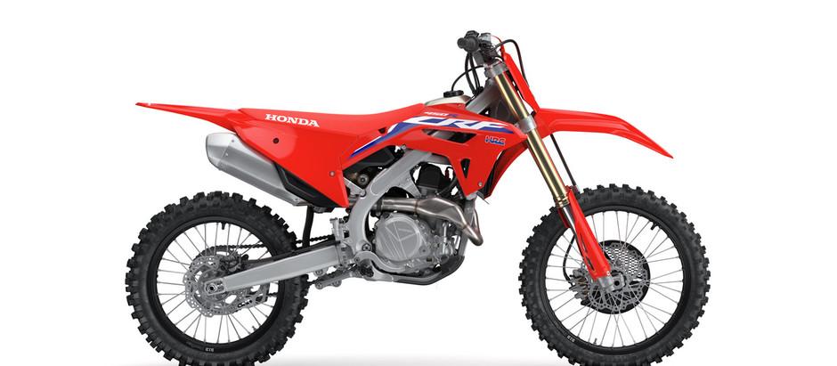 Honda CRF 2021 - Pré-venda