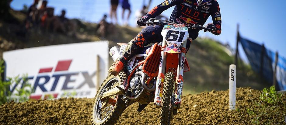 Mundial de Motocross - Prado vence primeira bateria em Faenza
