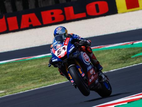 Mundial de Superbike - Toprak vence 2a. prova na Itália e Meikon é segundo na Supersport 300