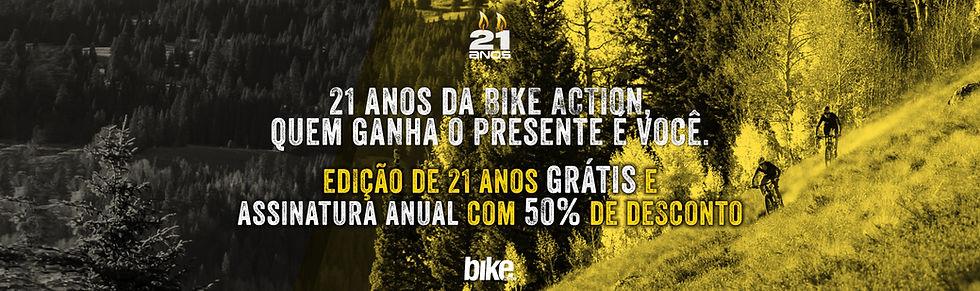 Edição de Aniversario Bike Action