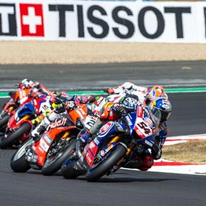 Mundial de Superbike - Tropak vence GP da França