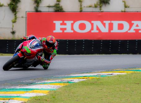 Superbike Brasil - Pedro vence e assume liderança