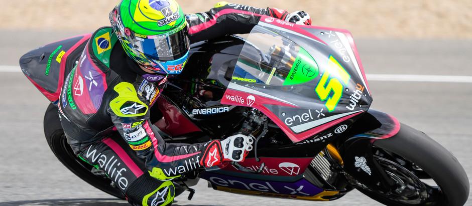 MotoGP - Granado lidera sexta-feira de treinos na França