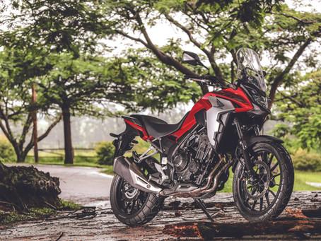 Honda CB 500X 2020 - Teste