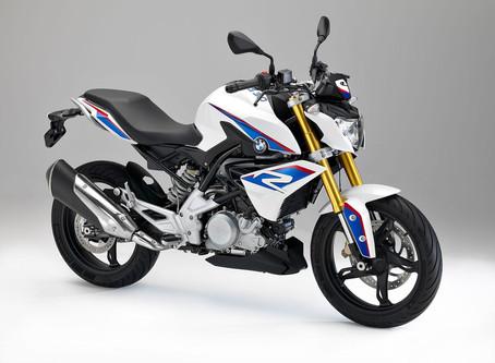 BMW Motorrad - Promoções na linha G 310