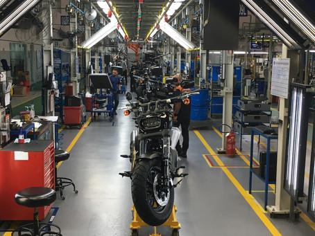 Harley-Davidson do Brasil cresce pelo terceiro ano consecutivo e registra alta de 5,8% em 2019