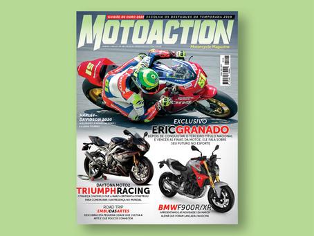 Nova Motoaction - Janeiro