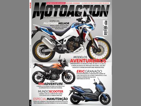 Nova Motoaction - Maio