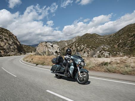 Harley-Davidson - Sistema Reflex Defensive Rider System (RDRS)