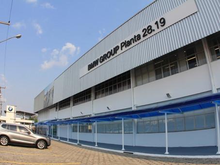 BMW Group investe R$ 9 milhões na fábrica de motocicletas em Manaus (AM)