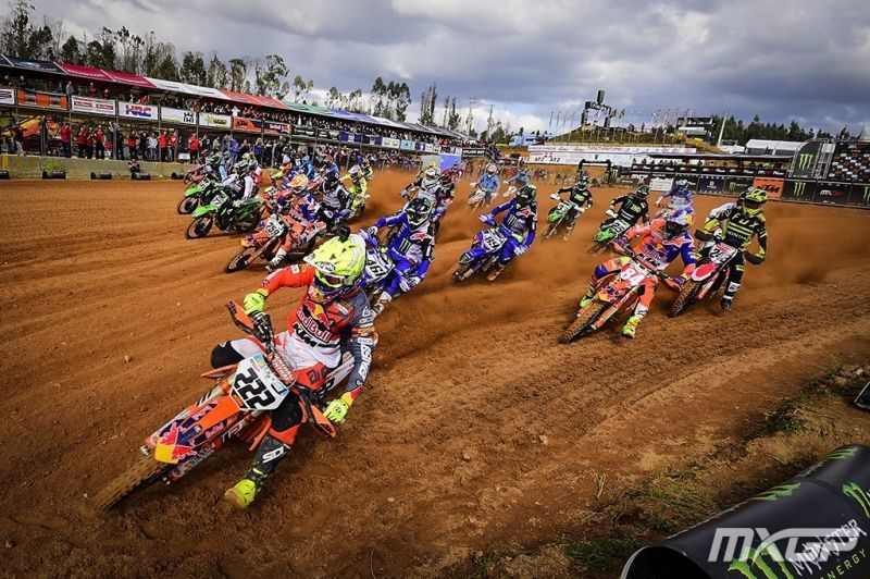 Cairoli (222) e Herlings (84)