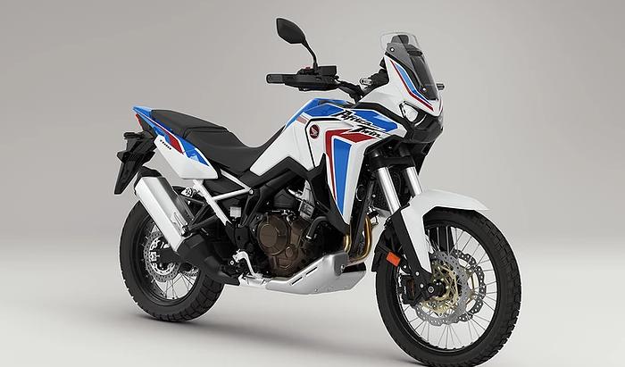 Honda lança a renovada CRF 1100L Africa Twin