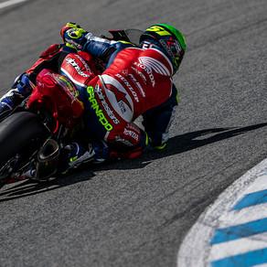 Granado tenta título inédito para o Brasil na motovelocidade