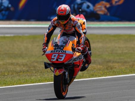 MotoGP - Marquez vence na França