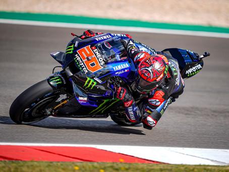 MotoGP - Quartararo é pole em Portugal
