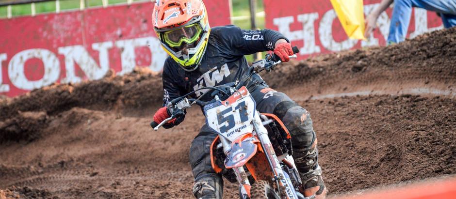 Brasileiro de Motocross - 3a. etapa - Provas neste sábado