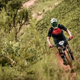 Em sua primeira prova de E-MTB, André Bretas é campeão do P. Cycle Enduro Series