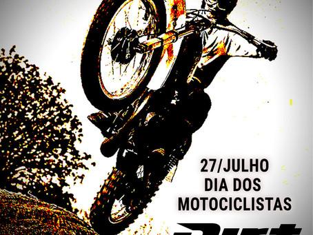 Dia do Motociclista - 27 de julho - Felicidades a todos os amantes das 2 rodas Off Road