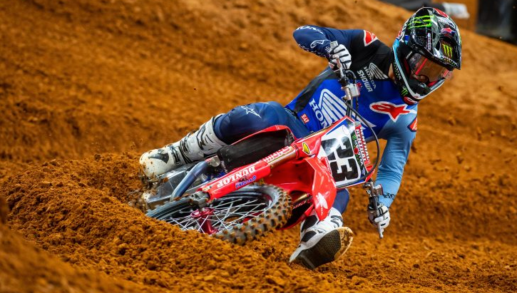AMA Motocross - 7a. Etapa - Vitória de Sexton na 450MX
