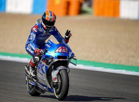 MotoGP - Rins vence na Espanha e Mir assume liderança