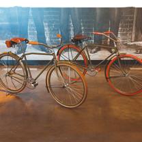 Harley-Davidson Museum® recria um pequeno capítulo na história da Motor Company
