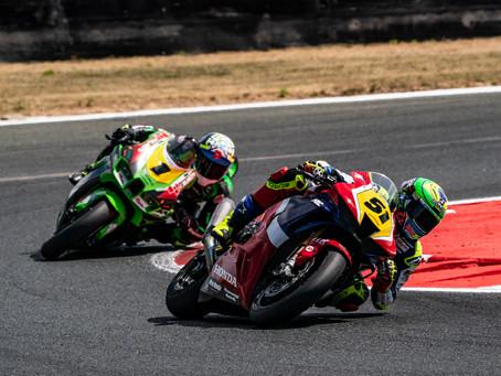 Eric Granado mantém quinta posição no Espanhol de Superbike