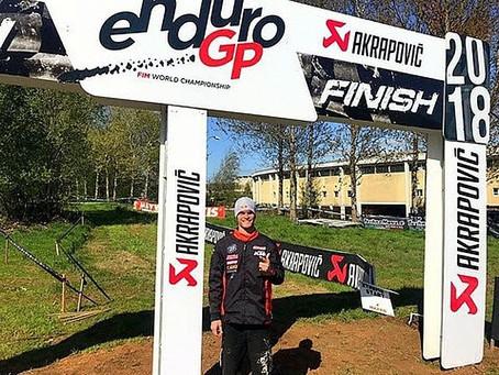 Bruno Crivilin encara Mundial de Enduro na Espanha!