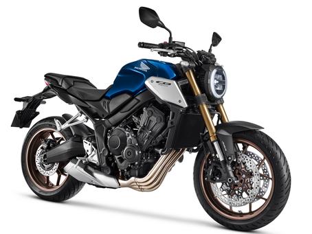 Honda CB 650R NSC e CBR 650R 2020 -  Pré-venda