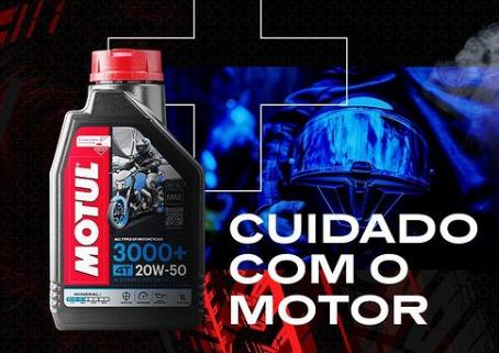 Motul anuncia parceria com startup de locação para motos