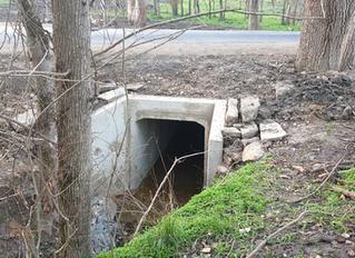 McHarg Creek Road Culvert Stormwater Upgrade