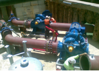 Swan Reach Pumping Station Design/Construct