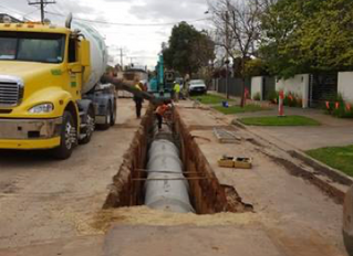 Lansdowne Terrace Stormwater and Road Upgrade