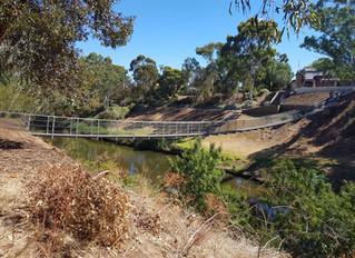 Gilberton Swing Bridge